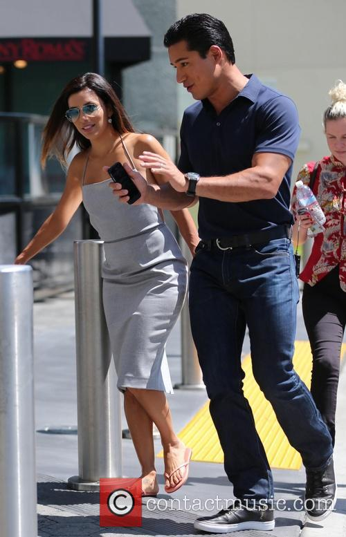 Eva Longoria and Mario Lopez 17