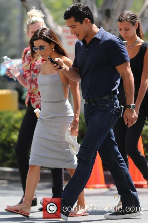 Eva Longoria and Mario Lopez 18