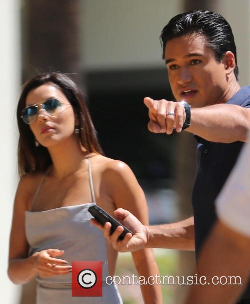 Eva Longoria and Mario Lopez 19