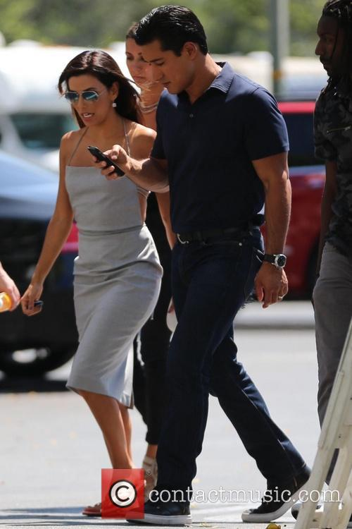 Eva Longoria and Mario Lopez 23