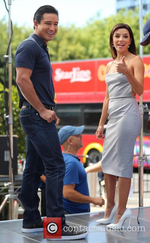 Eva Longoria and Mario Lopez 28