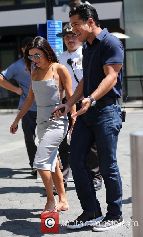 Eva Longoria and Mario Lopez 30