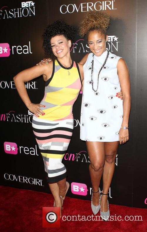 BET and Centric presents 'BET On Fashion' -...