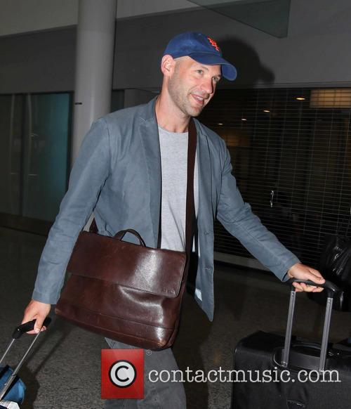 Celebrities at Toronto Pearson International Airport
