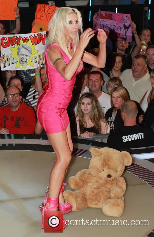 Celebrity Big Brother 2014 - Eviction 3