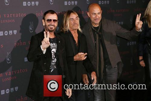 Iggy Pop, Ringo Star and John Varvatos 9