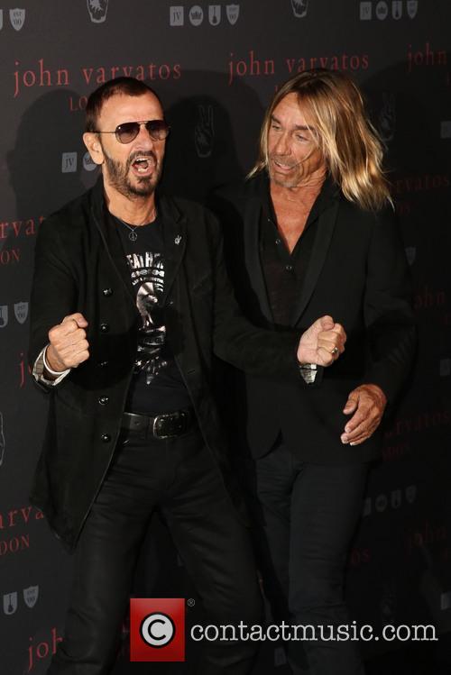 Iggy Pop and Ringo Star 7