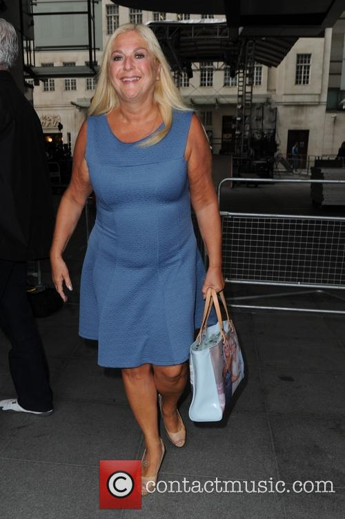 Vanessa Feltz at the BBC