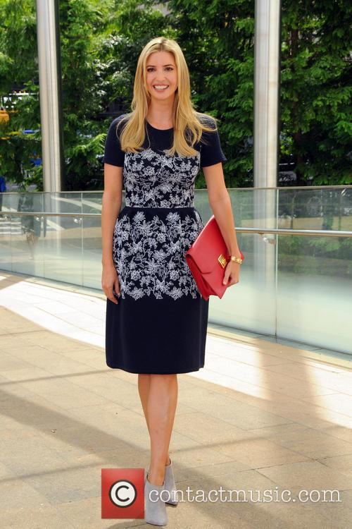 news ivanka trump announces arrival style fashion advertisement