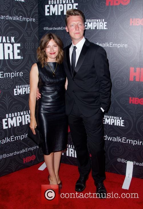 Kelly Macdonald and Dougie Payne