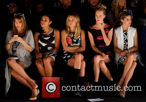 Mercedes-Benz Fashion Week Spring 2015 - Desigual