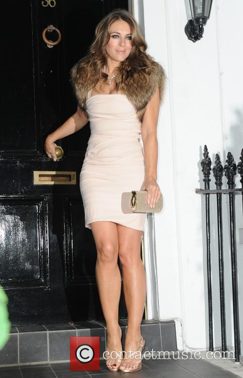 Hurley United Kingdom  City new picture : elizabeth hurley elizabeth hurley seen in london 4353329