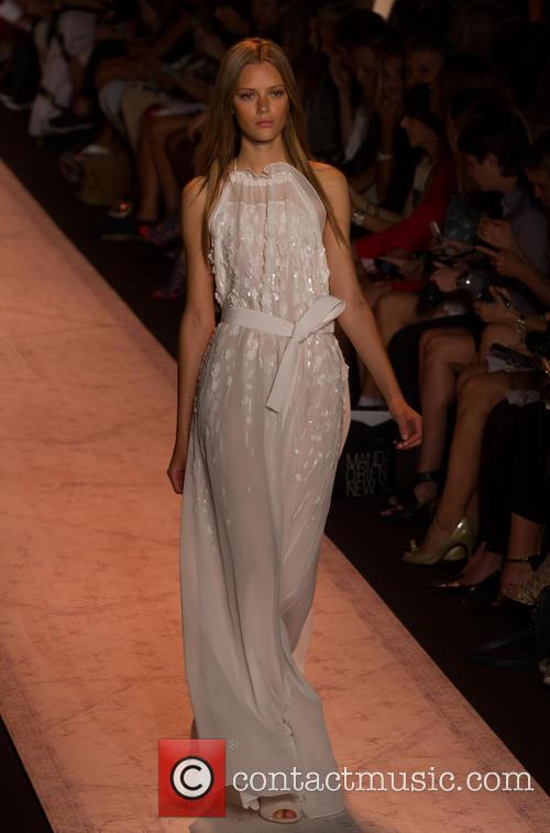 Mercedes-Benz Fashion Week Spring 2015 - BCBG MAXAZRIA