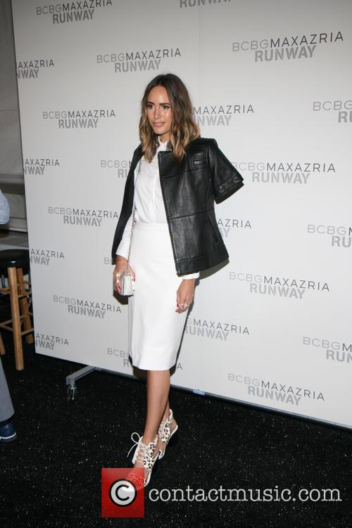 Mercedes-Benz New York Fashion Week - BCBGMAXAZRIA -...