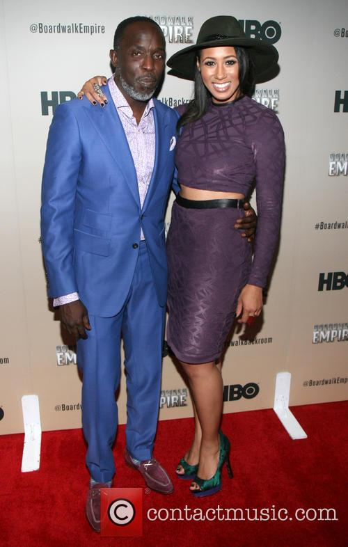 Michael K. Williams and Margot Bingham