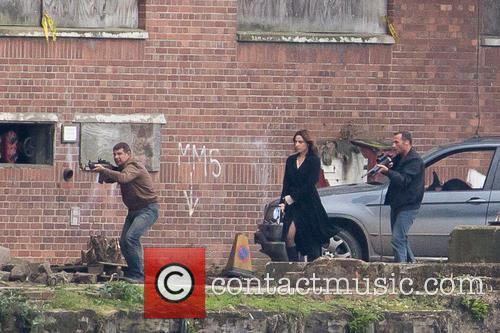 Filming 'Criminal'