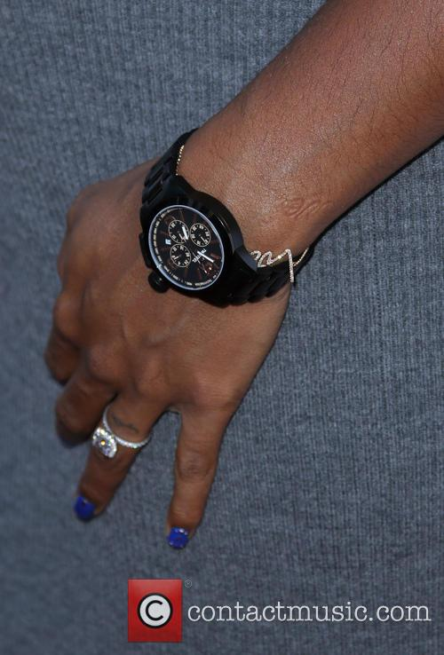 Kelly Rowland Showcases New TW Steel Canteen Bracelet...