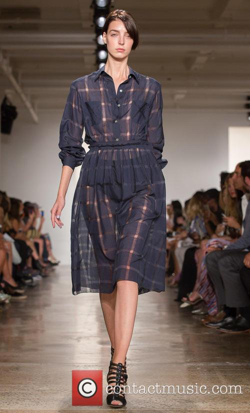 Mercedes-Benz Fashion New York Week Spring 2015