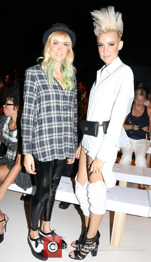 Mercedes-Benz Fashion Week Spring 2015