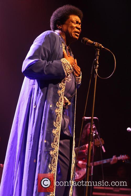 Charles Bradley performing live