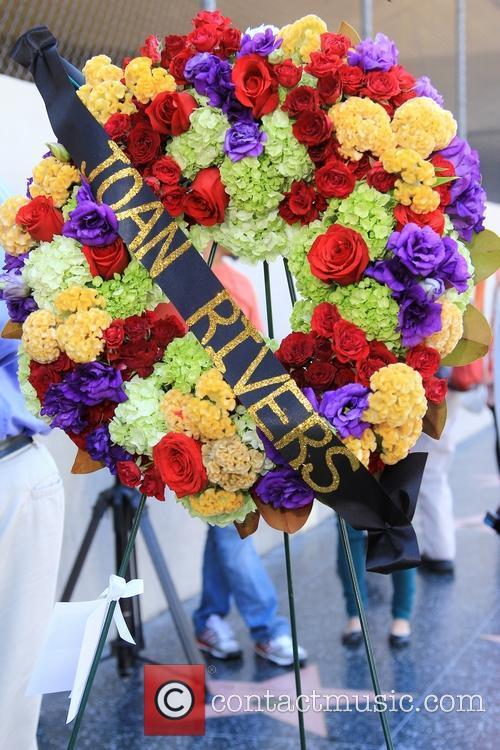 Joan Rivers tribute