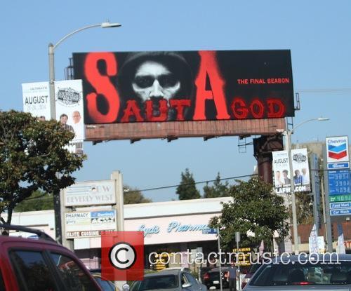 Sons of Anarchy billboard