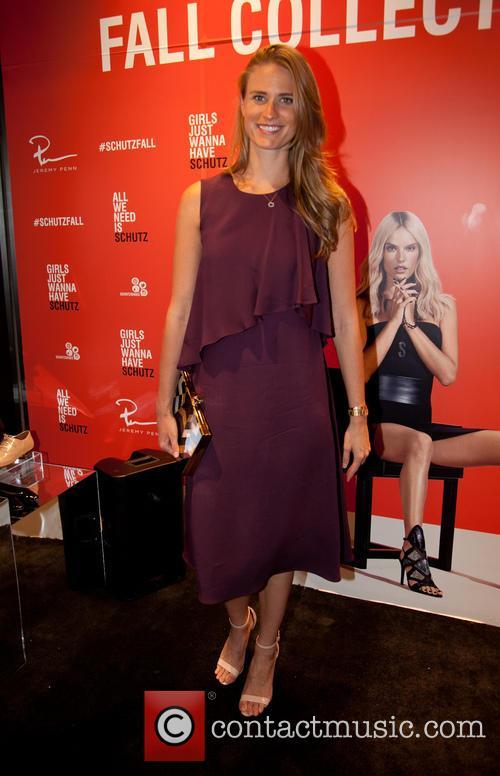 Alessandra Ambrosio, Julie Henderson, New York Fashion Week