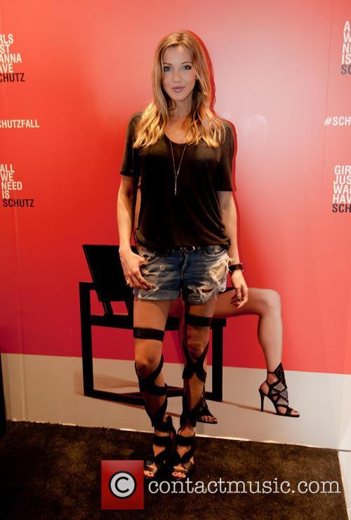 Alessandra Ambrosio host a New York Fashion Week...