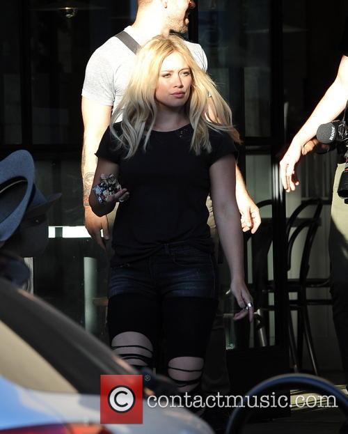 Hilary Duff 13
