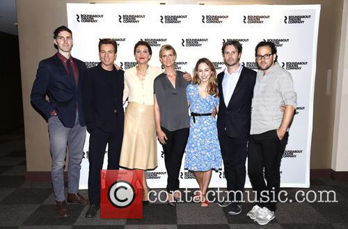 Broadway's The Real Thing Meet and Greet -...