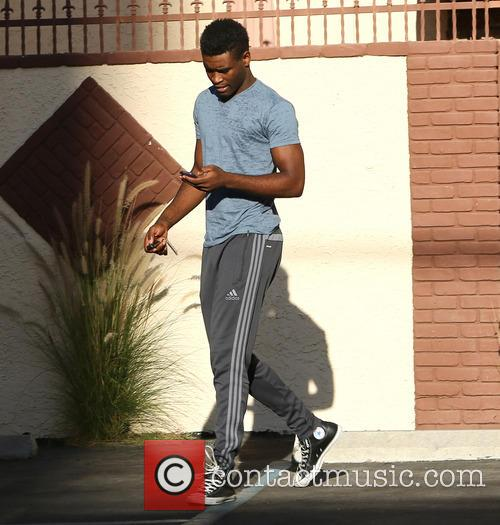 'Dancing With the Stars' contestants leave the rehearsal...