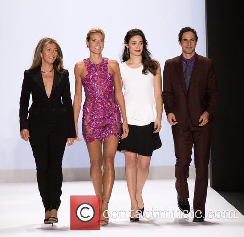 Mercedes-Benz Fashion New York Week Spring 2015