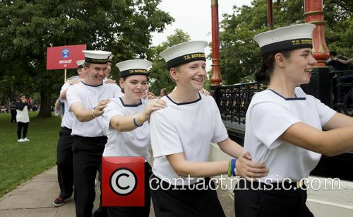 Royal Greenwich Tall Ships Festival 2014 - Day...