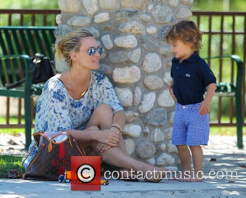 Molly Sims and Brooks Alan Stuber 6