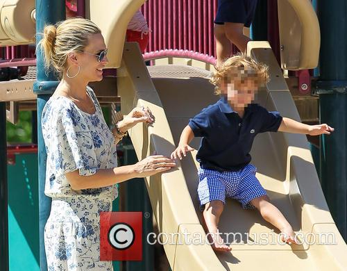 Molly Sims and Brooks Alan Stuber 8
