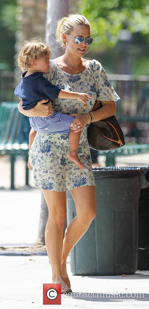Molly Sims and Brooks Alan Stuber 10