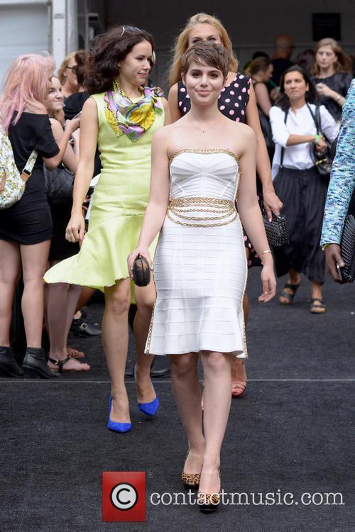 Mercedes-Benz New York Fashion Week Spring 2015