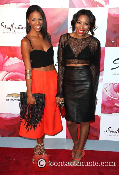 Essence Magazine Street Style Award Block Party