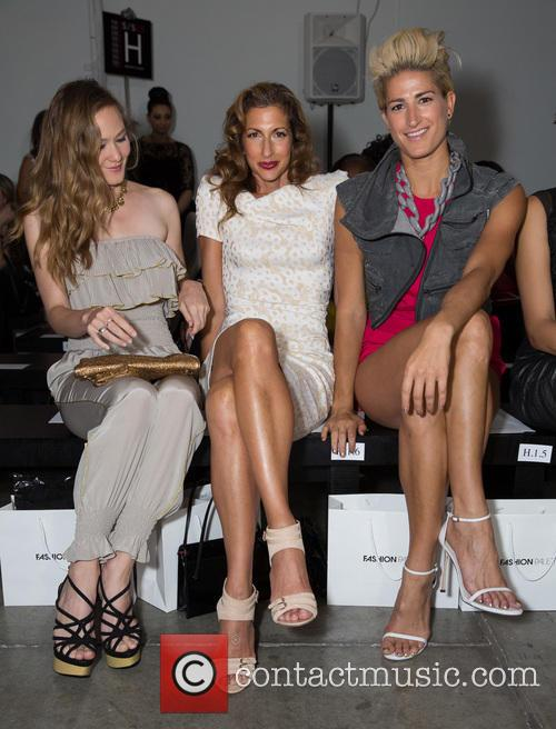 Louisa Krause, Alysia Reiner and Stephanie Simon