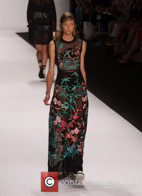 NYFW Spring 2015 - Vivienne Tam - Runway