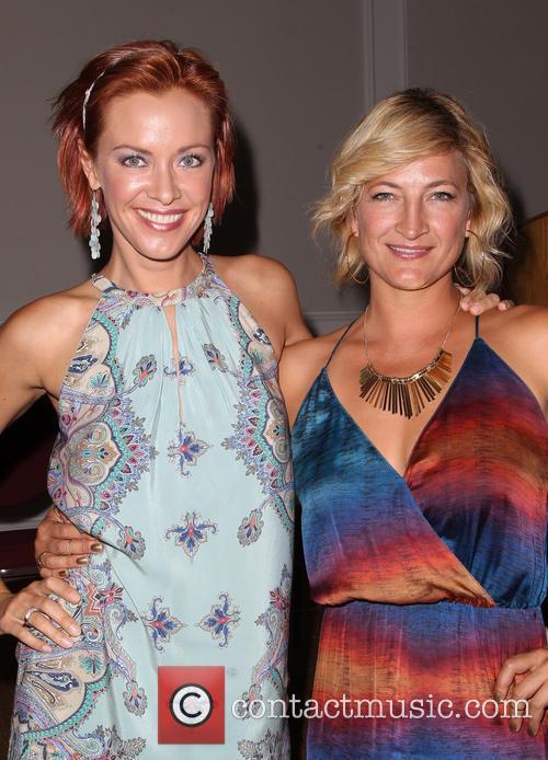 Kristanna Loken and Zoë Bell 6