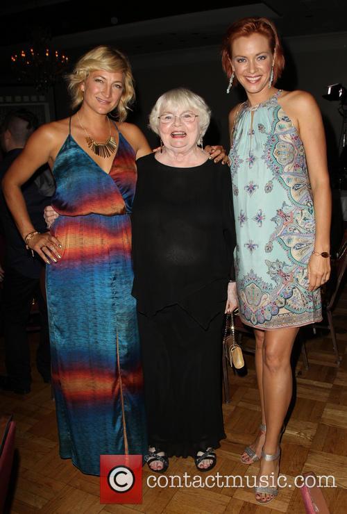 Zoë Bell, June Squibb and Kristanna Loken 2
