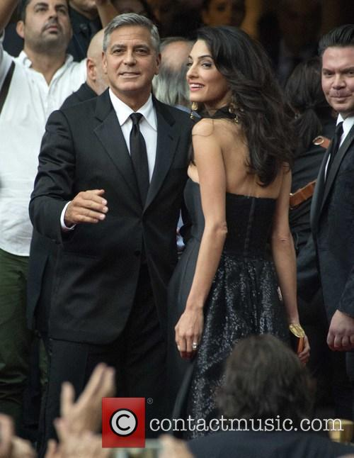 George Clooney and Amal Alamuddin Have Tied The Knot ...