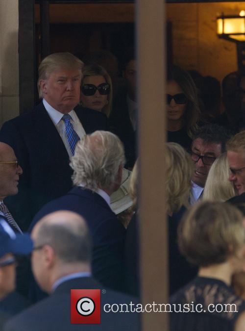 Donald Trump and Melania Trump 2