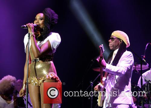 Chic Featuring Nile Rodgers at Bestival 2014