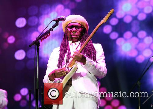 Chic and Nile Rodgers 6