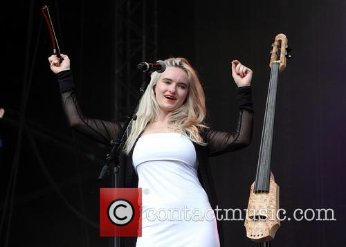 Clean Bandit and Grace Chatto 7