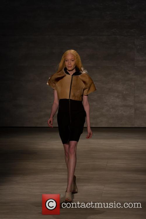 New York Fashion - ETXEBERRIA - Runway