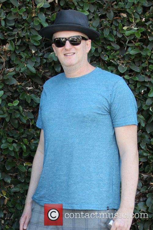 Michael Rapaport out shopping