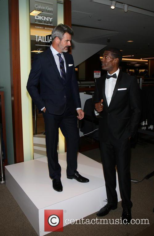 Ryan Seacrest launches his new menswear line 'Ryan...